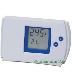 Termostato Digital para calefacción y aire acondicionado