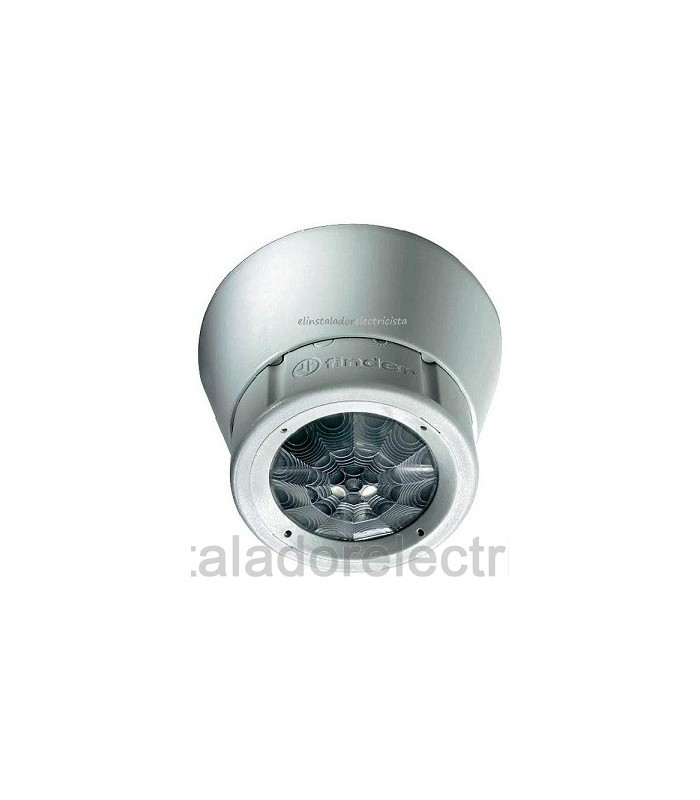 Detector de movimiento en superficie techo interiores Finder 18.21.08