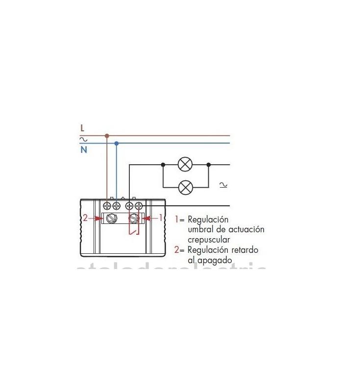 regulación detector