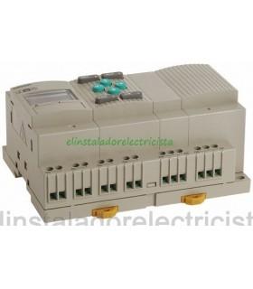 20C1DR-D-V2 Zen Omron  Sal. relé LCD RTC 24DC