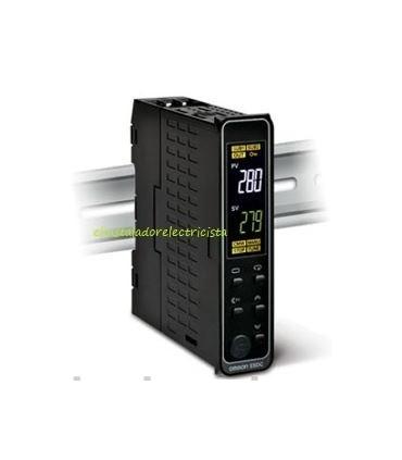 Controlador temperatura E5DC-CX0DSM-015 Omron rail din