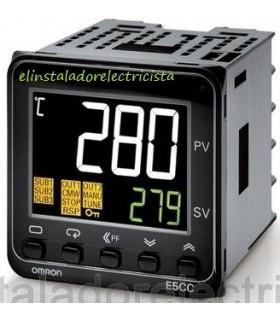 Controlador temperatura E5CC-CX3A5M-000 Omron