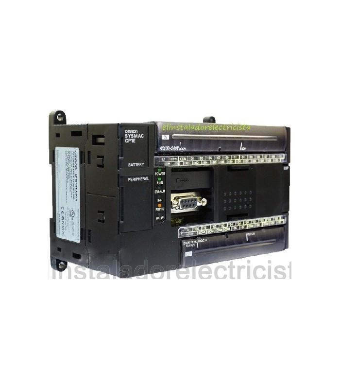 Plc Compacto CP1E-N30DT1-D Omron 298938