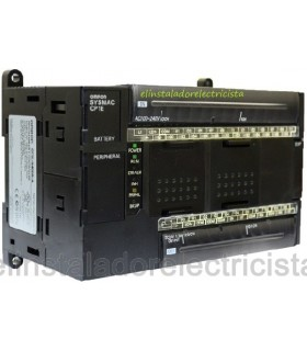 CP1E-N40DT1-D Plc Compacto CPU Omron