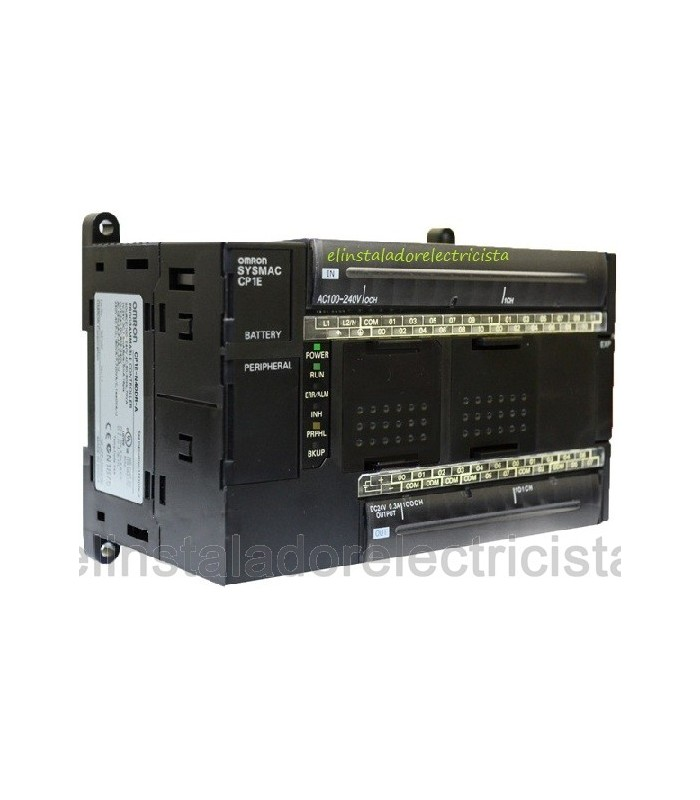 CP1E-N60DR-D  Omron Plc Compacto