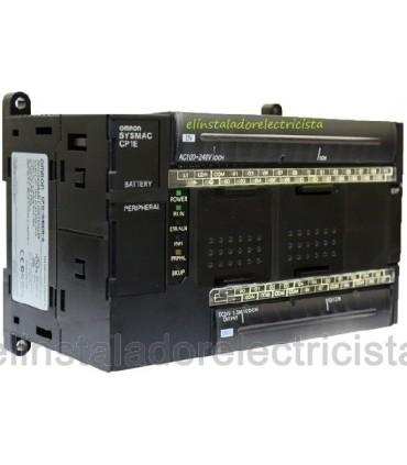 CP1E-N60DT1-D Plc Compacto CPU Omron