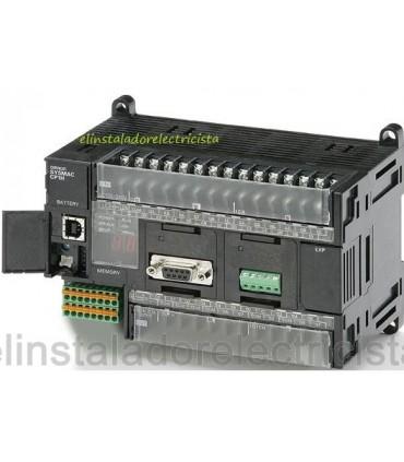 Plc Compacto CP1H-X40DT-D CPU Omron