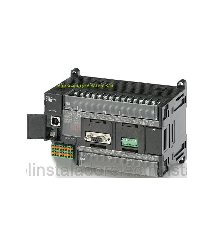 Plc Compacto CP1H-XA40DT1-D CPU Omron