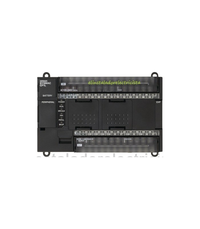 CP1L-M40DR-D Omron Plc Compacto