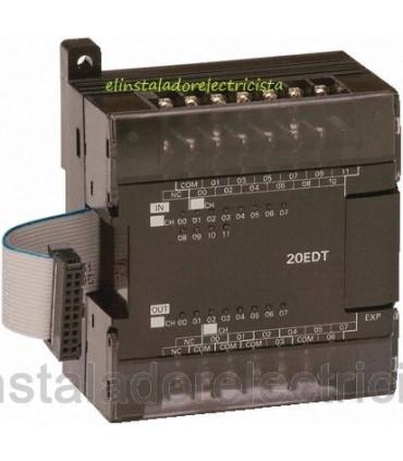 CP1W-20EDT Módulo Expansión 12/8 E/S Salidas NPN Omron