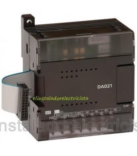 CP1W-DA021 Omron Módulo Expansión 2 Salidas Analógicas 12 bits