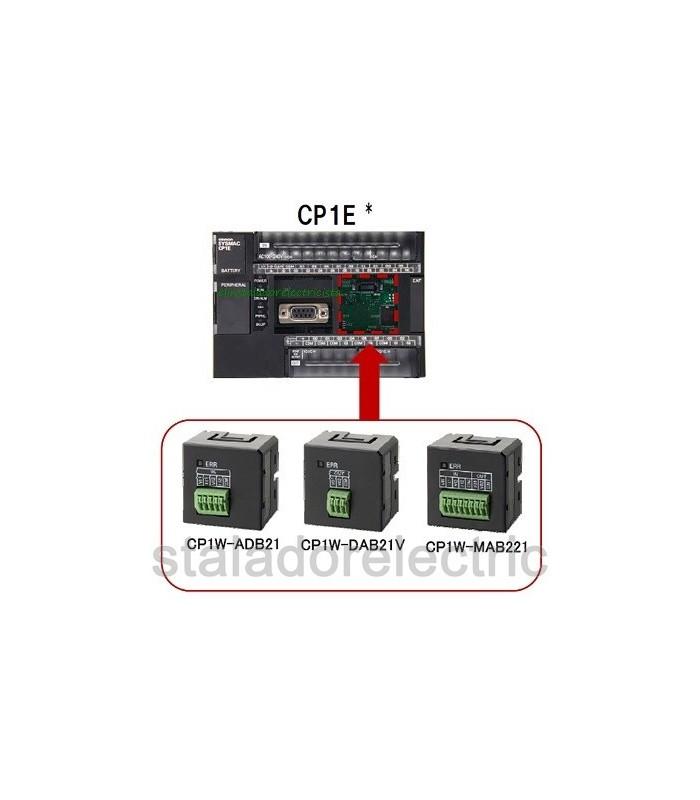 CP1W-DAM01 Módulo Display para CP1 Omron