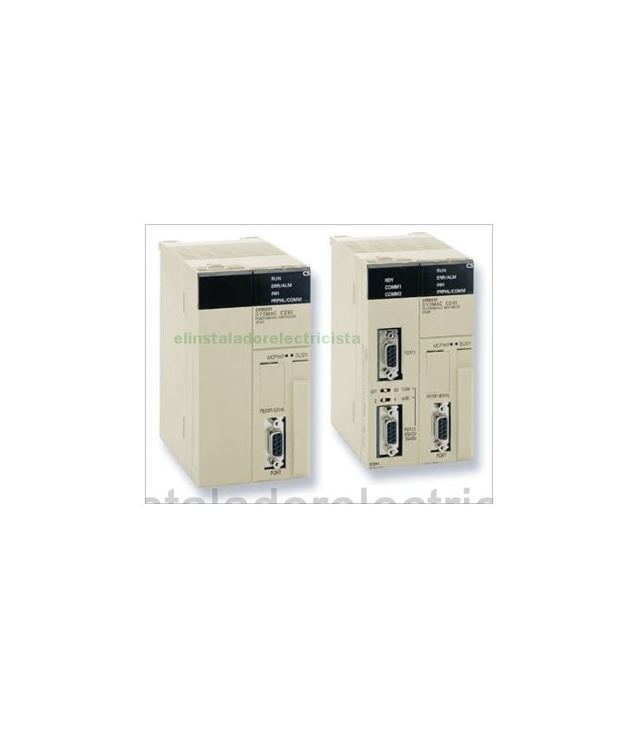 CS1D-BC082S Omron Bastidor CPU 8 Huecos para Duplicar PS
