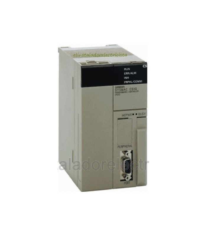 CS1G-CPU42H Omron CPU 960 E/S 10KW 64KW Datos