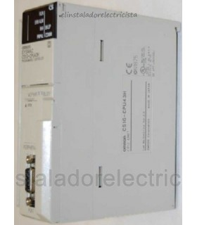 CS1G-CPU43H Omron CPU 960 E/S 20KW 64KW Datos RS232C