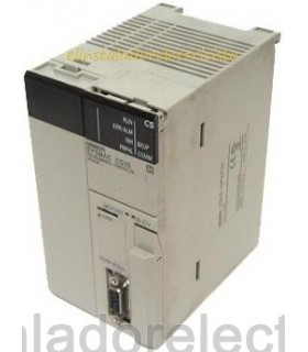 Plc CPU 5120 E/S 60KW 128KW Datos RS232C CS1G-CPU45H Omron