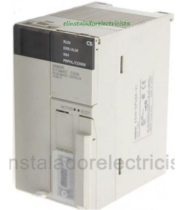Plc CPU 5120 E/S 30KW 64KW Datos RS232C CS1H-CPU64H Omron