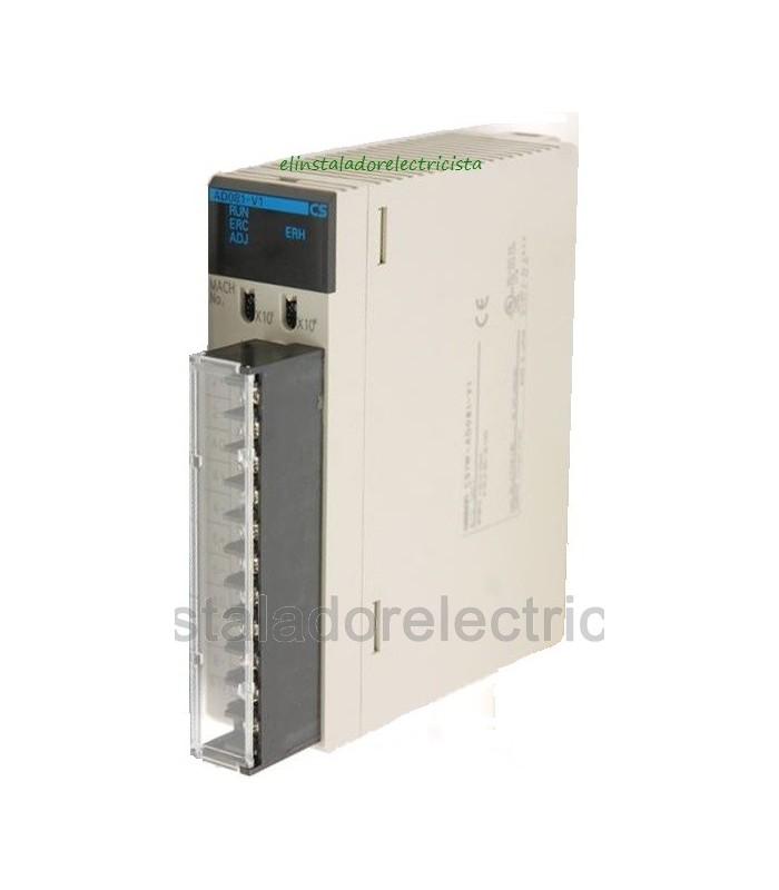 CS1W-AD081-V1 Omron Módulo 8 Entradas analógicas