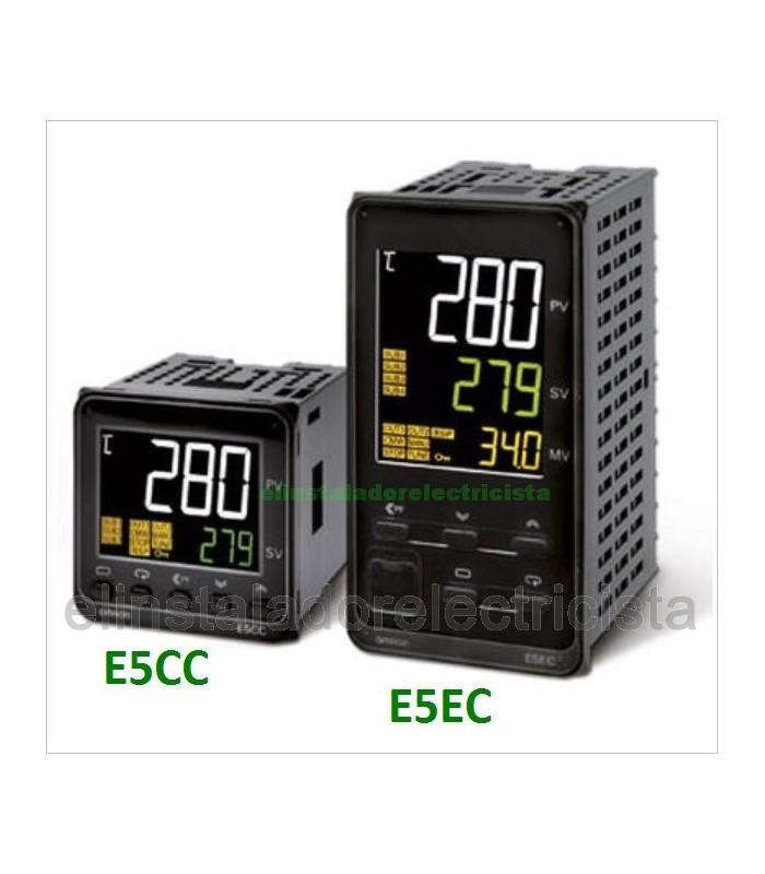 E5CC-QX3A5M-000 Omron Control Temperatura