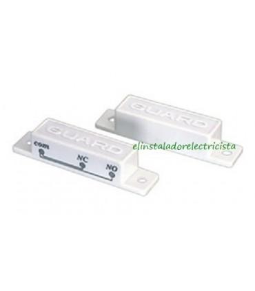 10 interruptores magnéticos para alarmas  NC/NA