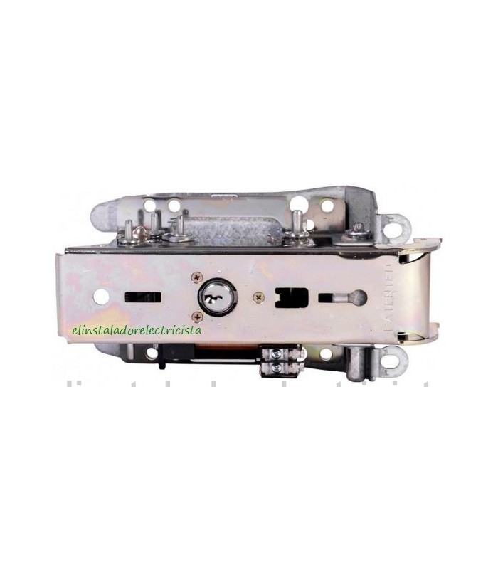 Electrocerradura reversible con pulsador Cisa 1A731
