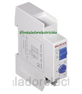 Automático de escalera 16A/230V - 0,5-20 min.
