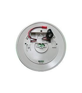 Detector de Humo óptico autónomo con alarma acústica 9Vol.