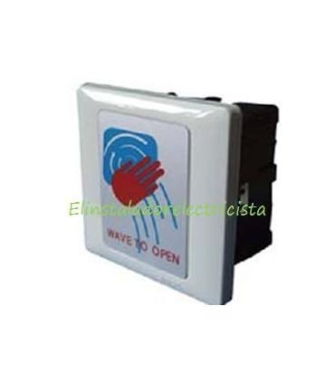 Interruptor Higiénico por aproximacón Temporizador  para lugares públicos Lavabos, aseos etc.