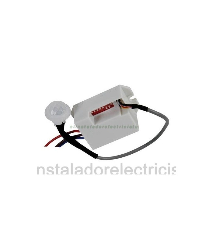 Detector Pir para integración casquillo roscado de 20  Ø mm