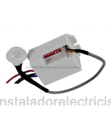 Detector Pir para integración (casquillo roscado de Ø20mm)