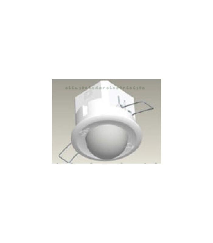 Detector PIR control iluminación montaje en techo (tipo spot)