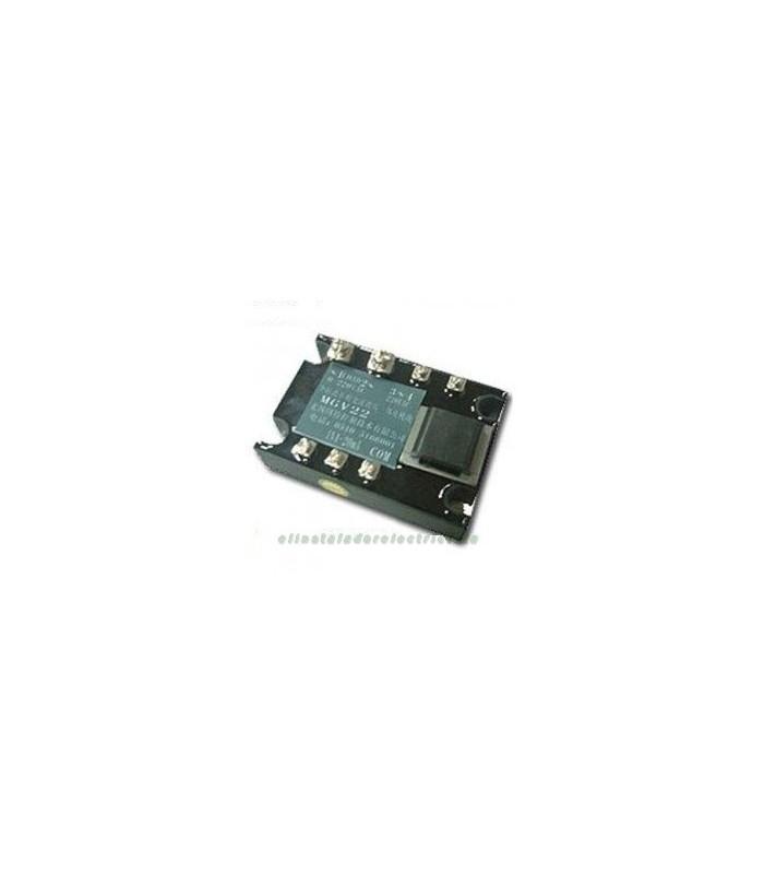 Regulador Dimmer de estado sólido de potencia control( pot.470K), 0-5Vol., 0-10 Vo
