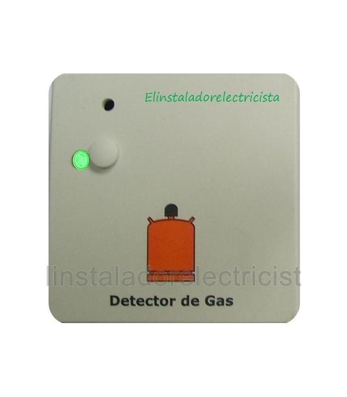 Detector de gas 9 Vcc