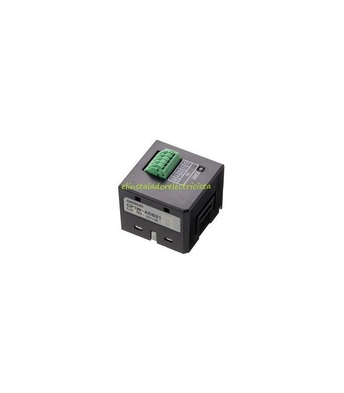 Módulo opcional 2 entradas analógicas CP1W-ADB21 Omron