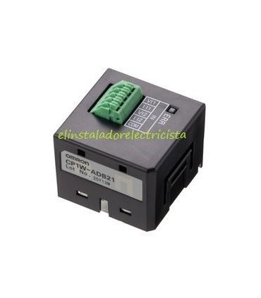 CP1W-ADB21 Módulo opcional 2 entradas analógicas Omron