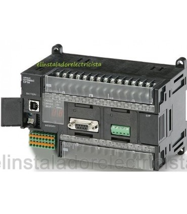 CP1H-X40DR-A Plc Compacto CPU Omron