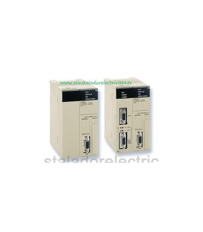 Plc CS1D-CPU42S Omron CPU Simplex 960 E/S 10 KW Programa 64 KW Datos