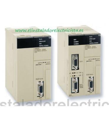 Plc CS1D-CPU44S Omron CPU Simplex 1280 E/S 30 KW Programa 64 KW Datos
