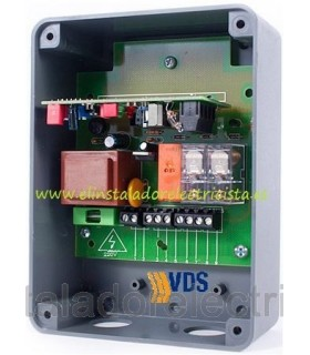 Detector por lazo magnético de vehículos QDM1