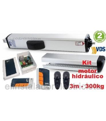 Kit PH270 brazo hidráulico batiente 3m y 300kg VDS