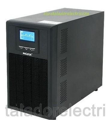 SAI Phasak Gate 3000VA Online LCD