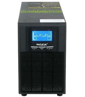 SAI Phasak Gate 2 2000 VA Online LCD