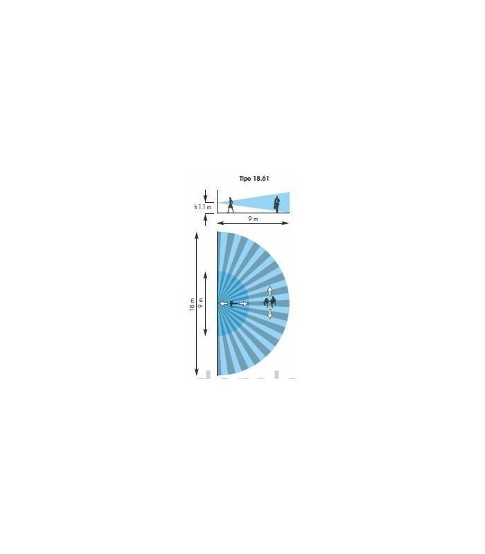 Sensor de presencia 10A  180º Finder 18.61.8.230.0300