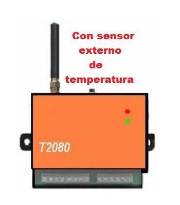 Alarma GSM de temperatura cámaras frigoríficas
