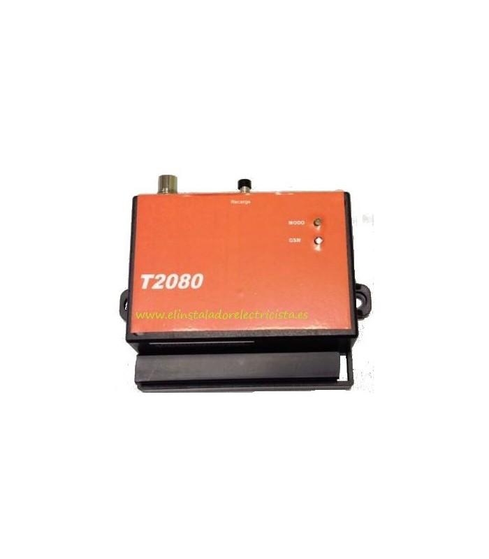 Controlador GSM para control de temperatura