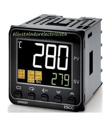 Controlador Temperatura E5CC-RX3A5M-000 Omron