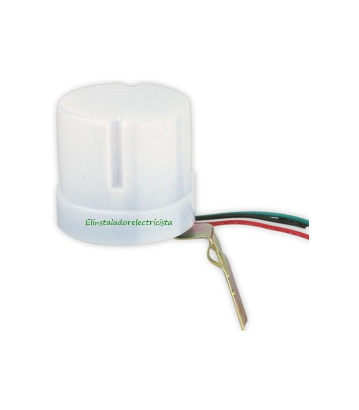Interruptor crepuscular 15A  3.200W
