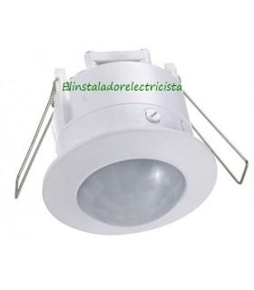 Detector de movimiento por infrarrojos empotrable 220V Ø65mm