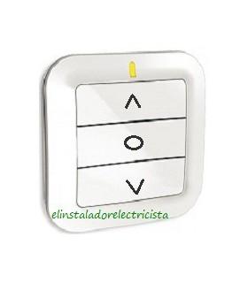 TYXIA 2330 Pulsador Emisor subida y bajada de persianas o Regulación de iluminación