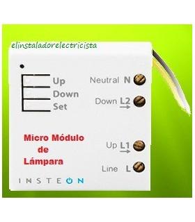 Micro módulo de Lámpara INSTMICROL